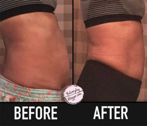 DIY Body Wrap Lose Up to 1 inch Overnight