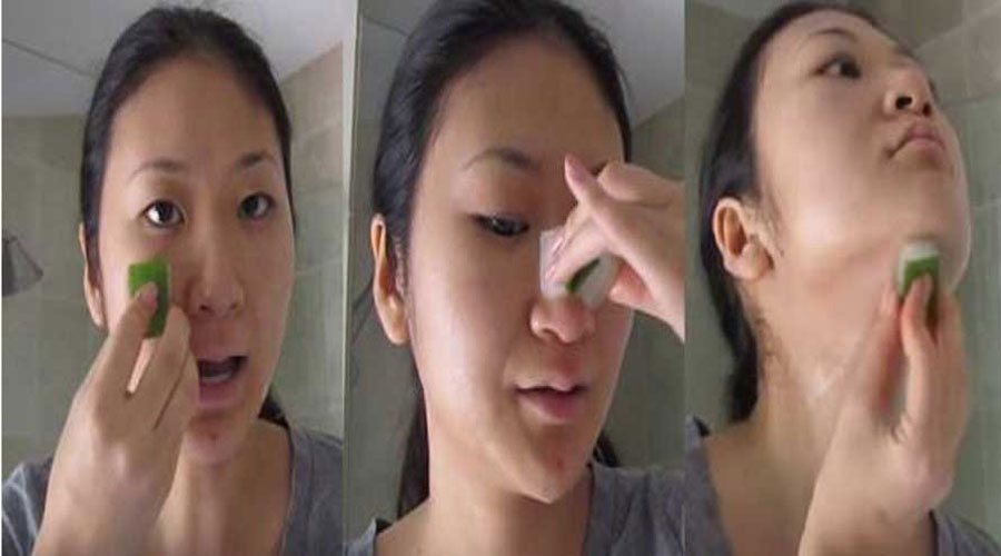 How To Use Aloe Vera Cubes For Pimples, Dark Spots, And Acne Scars