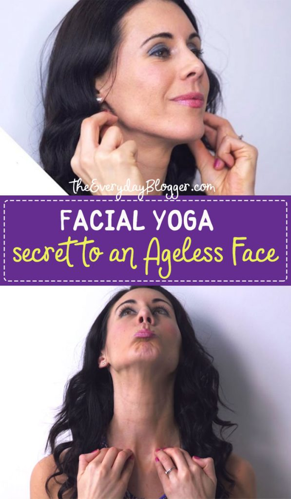 Face Yoga Exercise