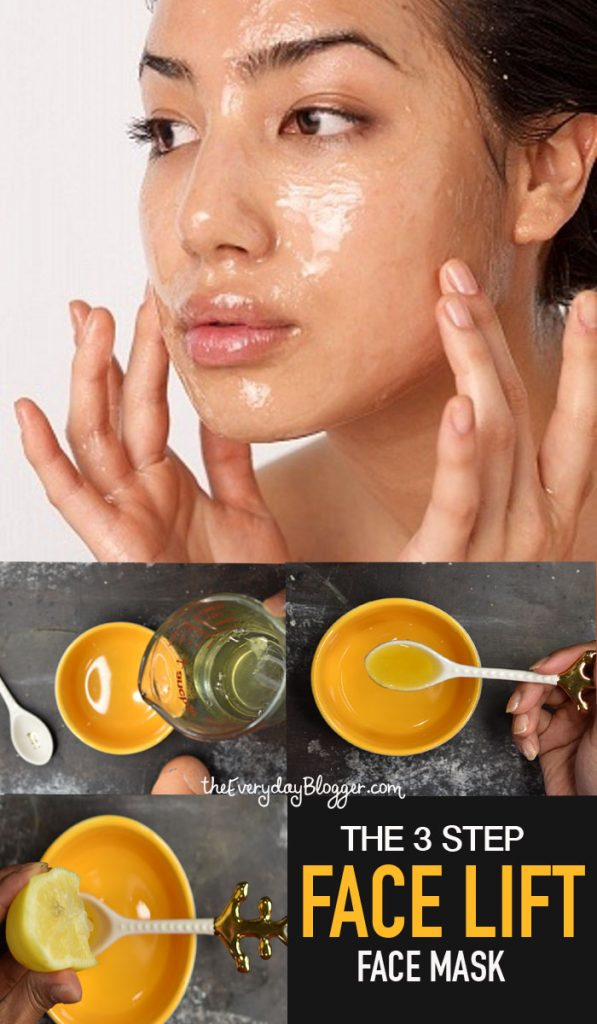 Firming Mask - Natural Facelift