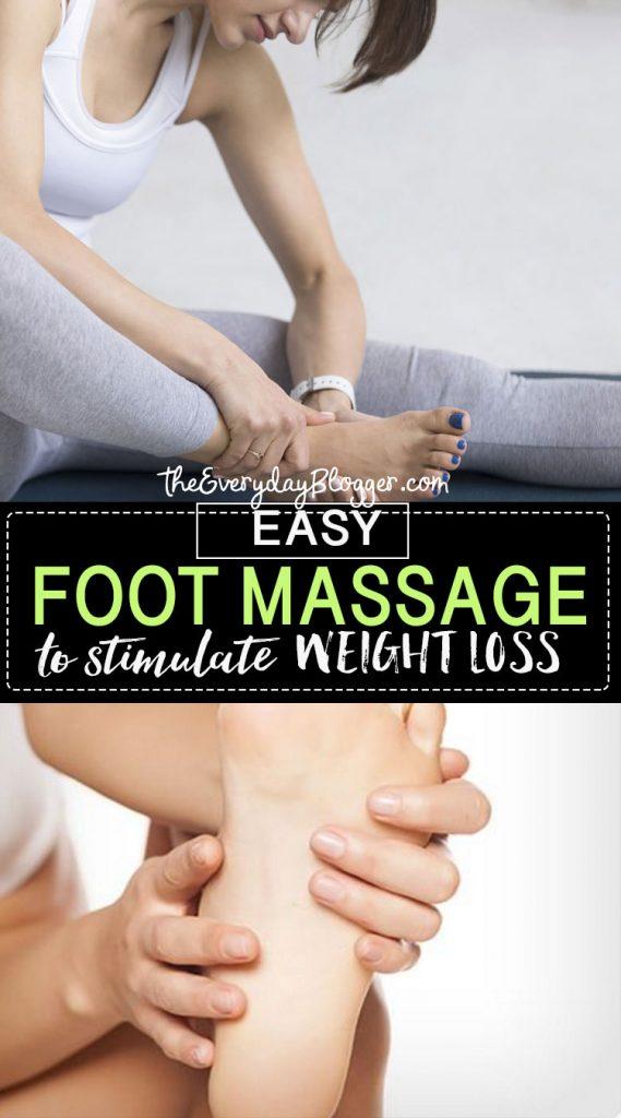 Foot Massage to Stimulate Weight Loss