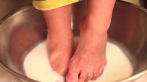 foot softener
