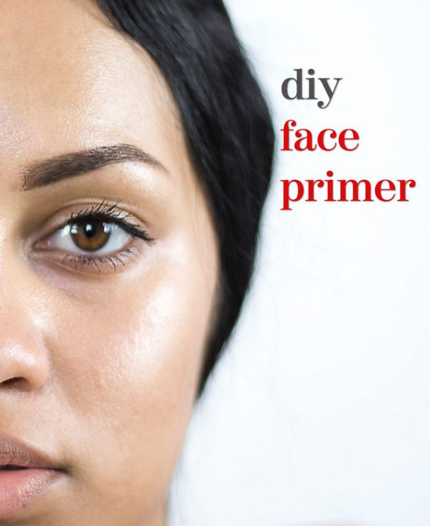 DIY face primer