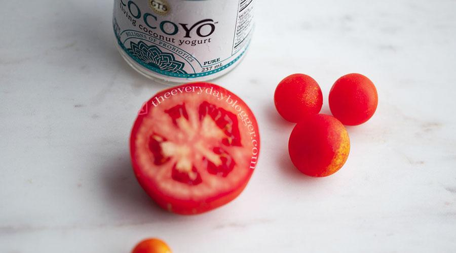 tomato skin benefits